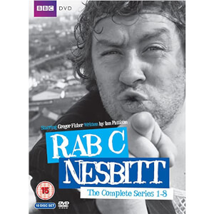Rab C. Nesbitt - Series 1-8 And 2008 Christmas Special