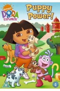 Dora Explorer - Puppy Power
