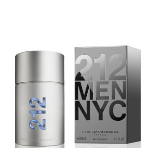 Eau de Toilette 212 Men da Carolina Herrera 50 ml