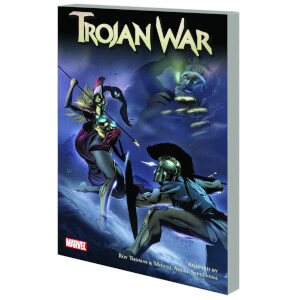 Trojan War Trade Paperback Graphic novel