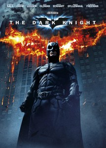 The Dark Knight 1 Disc