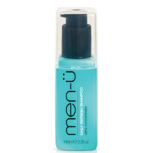 men-ü Daily Refresh Shampoo (tägl. Frische) 100ml