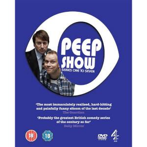 Peep Show - Series 1-7
