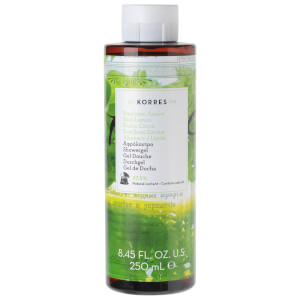 KORRES Natural Basil Lemon -suihkugeeli 250ml