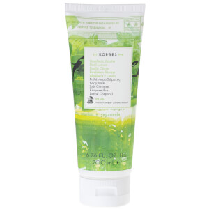 KORRES Natural Basil Lemon Body Milk 200ml