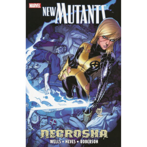 Marvel New Mutants Trade Paperback Vol 02 Necrosha