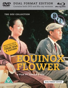 Equinox Flower / There was a Father Dual Format Editie [Blu-ray+DVD]
