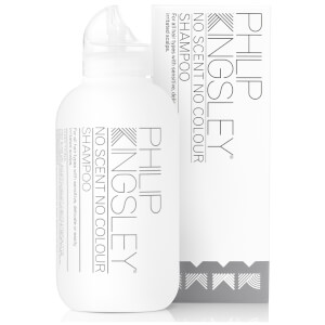 Philip Kingsley No Scent No Colour shampoo per cuoio capelluto sensibile 250 ml