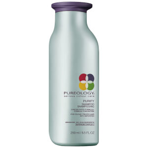 Pureology Purify Colour Care shampoo purificante per capelli colorati 250 ml