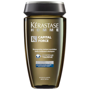 Kérastase Homme Capital Force Anti-Dandruff Shampoo (250ml)