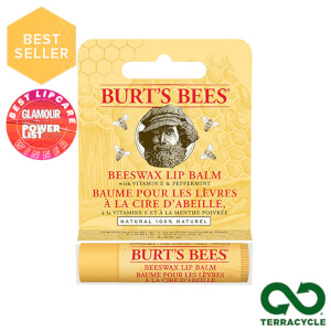 Burt's Bees Beeswax Lip Balm Tube: Image 3