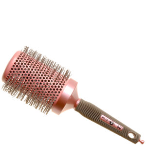 Head Jog Pink Ceramic Ionic Radial Brush 80 (80mm)