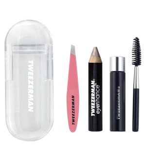 Conjunto de emergência Tweezerman Mini Brow