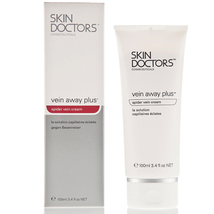 Crema anti arañas vasculares y varices Skin Doctors Vein Away Plus