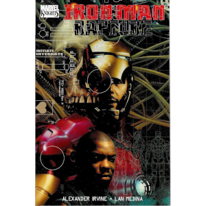 Marvel Iron Man Rapture Trade Paperback