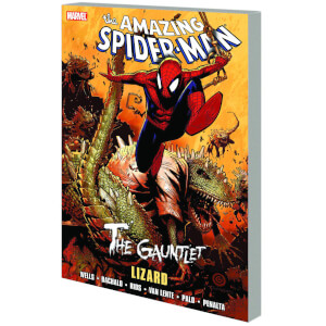 Spider-man Gauntlet Vol 05 Lizard Trade Paperback