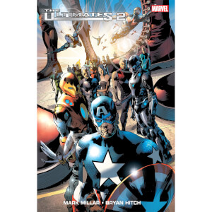 Marvel The Ultimates 2: Ultimate Collection Graphic Novel Paperback