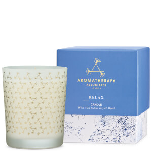 Bougie détente Aromatherapy Associates