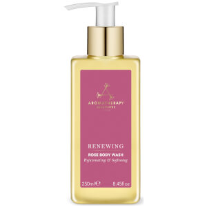 Aromatherapy Associates Renewing Rose Body Wash 250ml