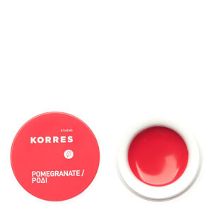 KORRES Natural Pomegranate -huulirasva 6g
