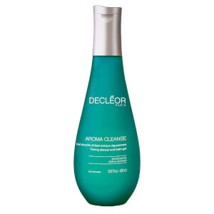 Gel douche et bain tonique alguarome DECLÉOR 400ml (grand format)