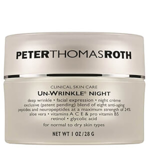 Crema de noche anti-arrugas Un-Wrinkle de Peter Thomas Roth (30ml)