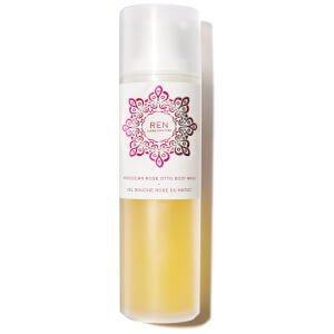 REN Moroccan Rose Otto Body Wash 200ml
