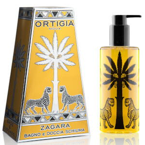 Ortigia Zagara Orange Blossom Shower Gel 250ml