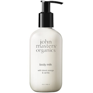 John Masters Organics Blood Orange & Vanilla Body Milk (237ml)