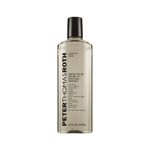 Peter Thomas Roth Glycolic Acid 3% Facial Wash 8 oz