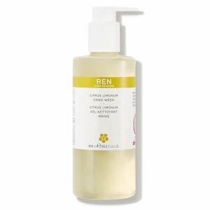 Jabón de manos de limón REN Clean Skincare Citrus Limonum (300ml)
