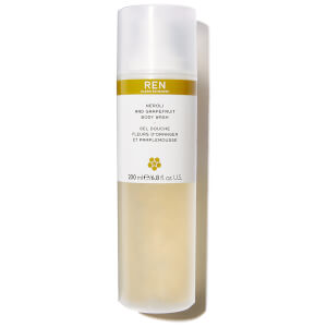 REN Neroli And Grapefruit Zest Body Wash - 200ml