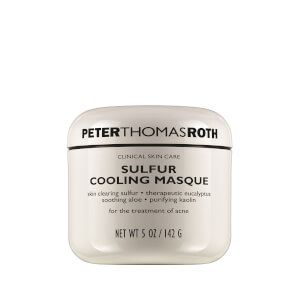 Peter Thomas Roth Sulfur Cooling Mask 142g