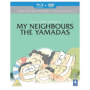 My Neighbours The Yamadas - Double Play (Includes DVD and Blu-Ray Copy)