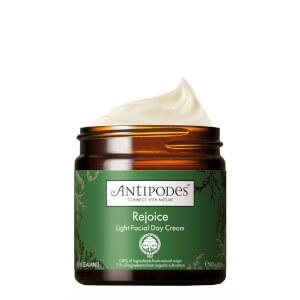 Antipodes Rejoice Light Facial Day Cream 60ml