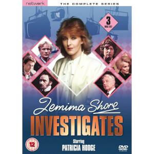 Jemima Shore Investigates: The Complete Series
