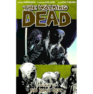 The Walking Dead: No Way Out - Volume 14 Paperback Graphic Novel
