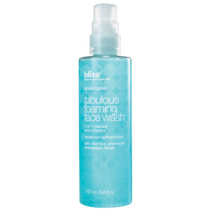bliss Fabulous Foaming Face Wash 200ml