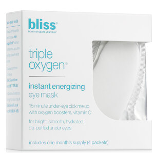 bliss Triple Oxygen Instant Energizing Eye Mask