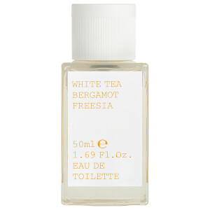 KORRES Natural White Tea, Bergamot and Freesia Eau de Toilette 50ml