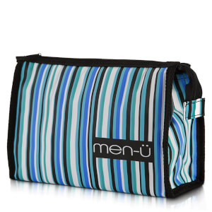 men-u men-u Stripes Toiletry Bag