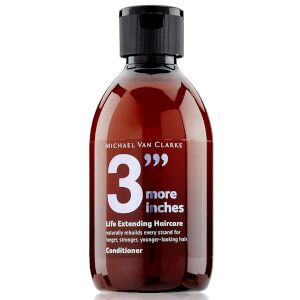 3 More Inches Cashmere Protein Volumising Conditioner 250ml