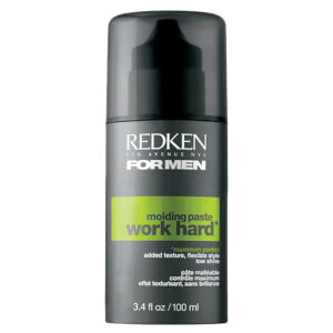 Redken For Men Work Hard Power Paste (100 ml)