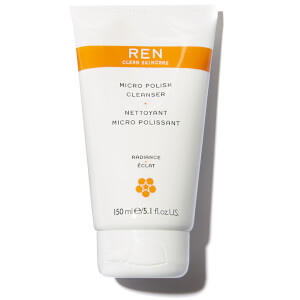REN Clean Skincare Micro Polish Cleanser 150ml