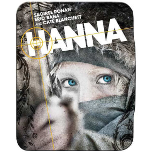 Hanna - Limited Steelbook Edition (Blu-Ray, DVD and Digital Copy)