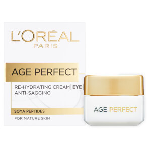L'Oréal Paris Dermo Expertise Age Perfect Reinforcing Eye Cream - Mature Skin (15ml)