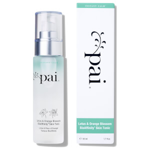 Pai Lotus and Orange Blossom BioAffinity Toner -kasvovesi 50ml