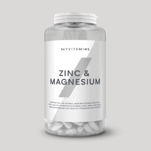 Myvitamins Zinc and Magnesium 800mg