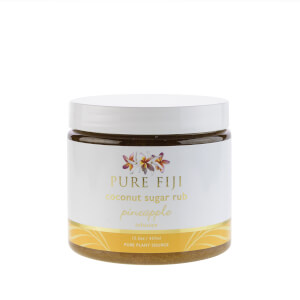 Pure Fiji Coconut Sugar Rub Pineapple - 16oz