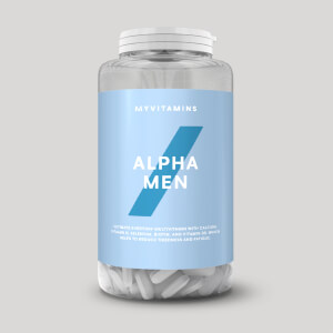 Myvitamins Alpha Men Super Multi Vitamin